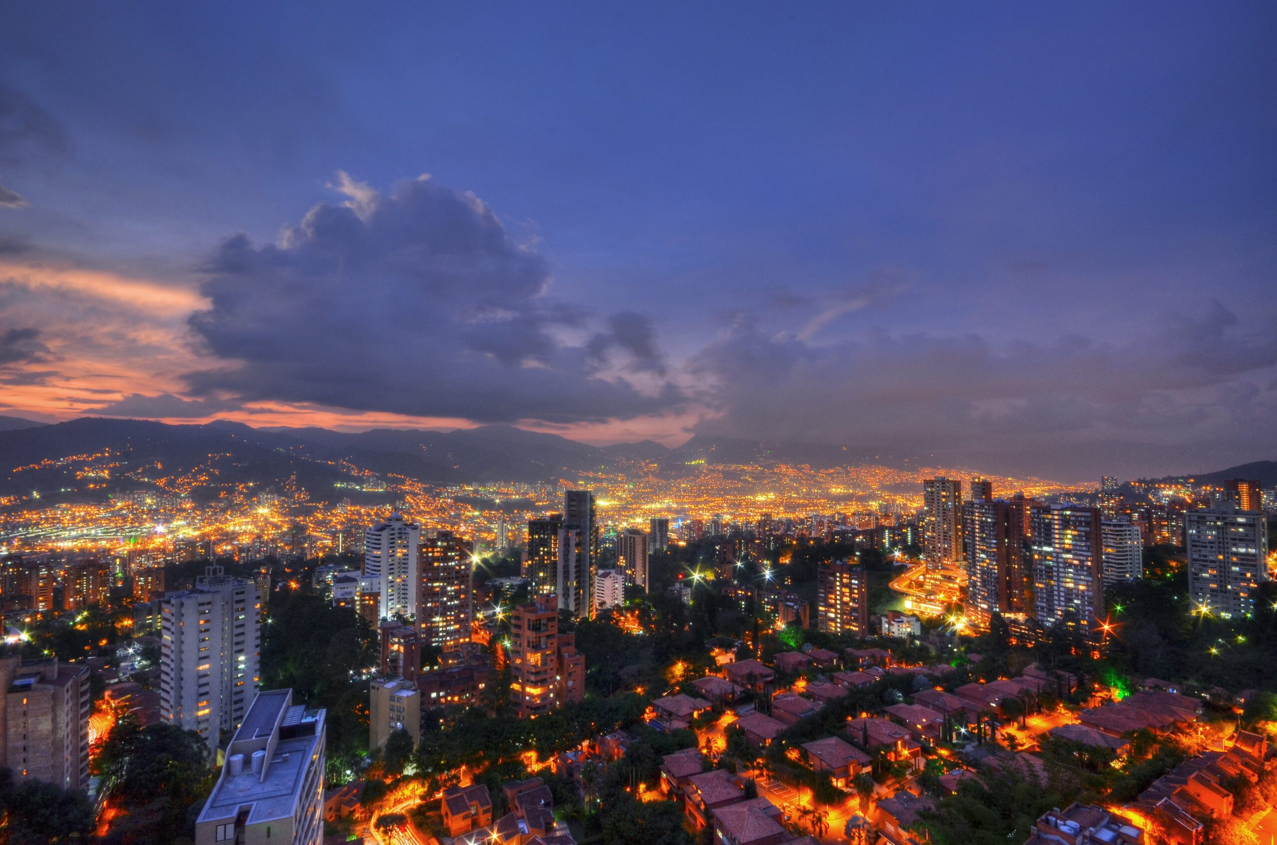This makes Medellín an award-winning creative and smart city