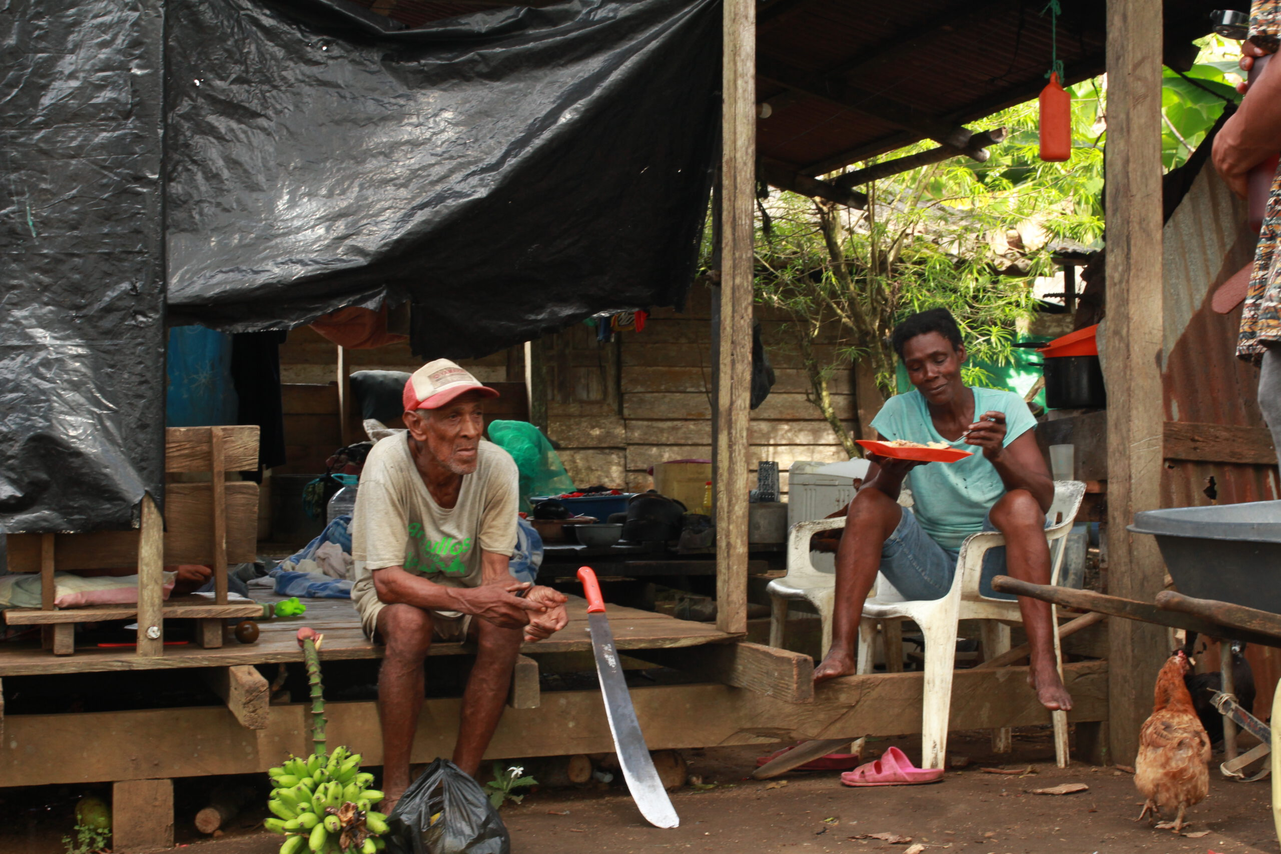 The art of living in Chocó – How remote local communities support the national protests in Colombia